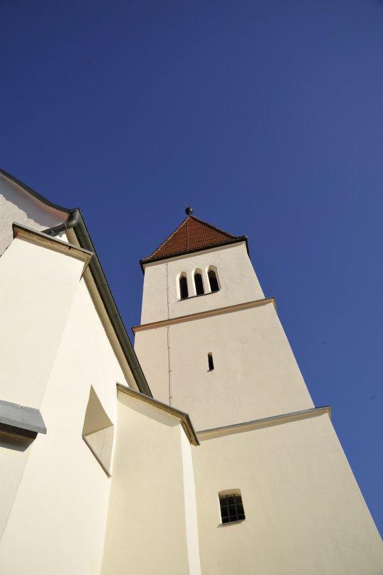 Filialkirche Schönweg (Hl. Oswald)